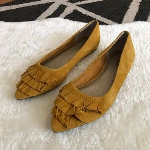 Seychelles Downstage Pointy Toe Flats